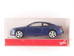 Herpa 033770 Audi A5 Limousine metallic Modellauto 1:87 NEU! OVP