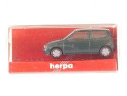Herpa 031691 VW Polo 2-türig grün Modellauto 1:87 NEU! OVP