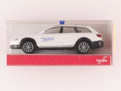 Herpa 047883 Audi A6 Allroad THW Roth Modellauto 1:87 NEU! OVP