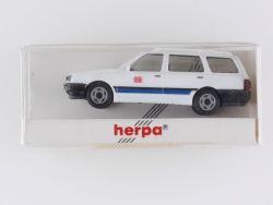 Herpa 080057 VW Golf II Variant DB Modellauto 1:87 NEU OVP