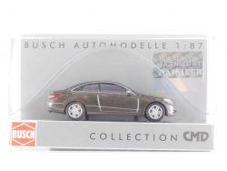 Busch 41656 Mercedes-Benz E-Klasse Coupe CMD C 207 OVP