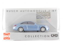 Busch 41655 Mercedes-Benz E-Klasse Coupe CMD C 207 OVP