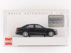 Busch 44200 Mercedes-Benz E-Klasse Limousine W 212 OVP