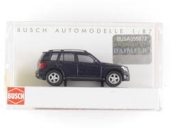 Busch 49754 Mercedes-Benz GLK-Klasse Modellauto X 204 OVP