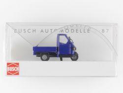 Busch 48450 Piaggio Ape 50 Italien Kleintransporter Roller NEU OVP