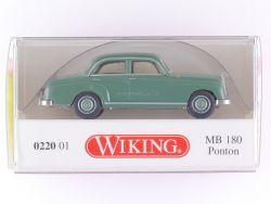 Wiking 0220 01 Mercedes-Benz 180 Ponton W 180 Modellauto  OVP ST