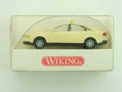 Wiking 1491023 Audi A6 C5 Taxi Modellauto 1:87 H0 NEU! OVP