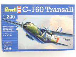 Revell 03998 C-160 Transall Transportflugzeug Bausatz 1:220  OVP