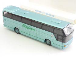 Rietze SM-City2x95-029 Neoplan Cityliner Werbemodell TOP RAR OVP
