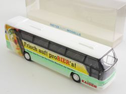 Rietze 60071 Neoplan Cityliner Kaiser proBier's Reisebus NEU OVP