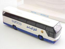 Rietze 61108 Neoplan Cityliner Saptco Reisebus Saudi Arabien OVP SG