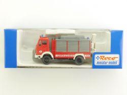 Roco 1369 Mercedes MB RFC Rosenbauer Feuerwehr Einsatzfahrzeug OVP