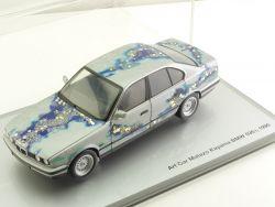 Minichamps Art Car BMW 535i 1990 Matazo Kayama 1:18 rar! ZZ