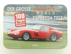 Heel Der Grosse Ferrari WorldExperten Test Kartenspiel Quiz  OVP