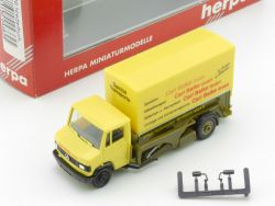 Herpa 043625 Mercedes MB Carl Balke Niederflurhubwagen 1:87  OVP