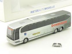 Rietze 63614 Mercedes Travego Domberger Augsburg Reisebus OVP