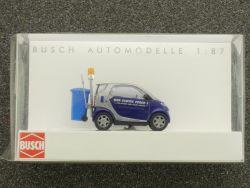 Busch 48923 Smart City Coupe Der flotte Feger Rüsselsheim NEU OVP