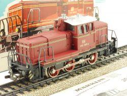 Märklin 3065 Diesellok V 60 1009 DB Telex 1964 Karton TOP! OVP