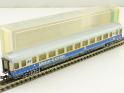 Minitrix 3095 Personenwagen abr Messe-Express Bpmz DB NEU! OVP