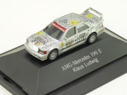 Herpa B66005619 167734 MB 190 E DTM AMG Mercedes Ludwig OVP