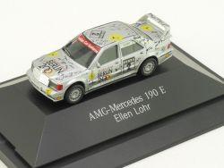 Herpa B66005620 167727 MB 190 E DTM AMG Mercedes Lohr OVP
