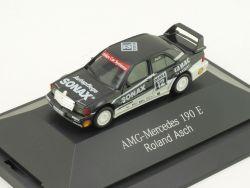 Herpa B66005618 167802 MB 190 E DTM AMG Mercedes Asch OVP