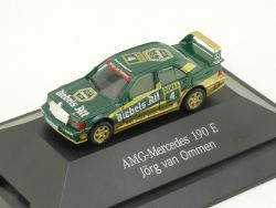 Herpa b66005622 167758 MB 190 E DTM AMG Mercedes Ommen OVP