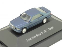 Herpa B66005613 167093 MB E 320 Coupe C 124 Dealerbox OVP