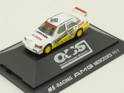 Herpa 035590 Mercedes-Benz 190 E DTM AMG MS Racing OVP