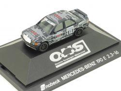 Herpa 3514 Mercedes-Benz 190 E 2.3-16 DTM Snobeck #12 OVP