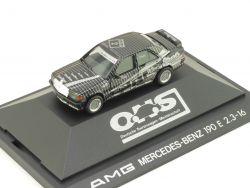 Herpa 3515 Mercedes 190 E 2.3-16 DTM AMG König Pilsener PC OVP