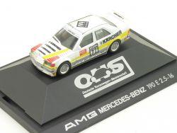 Herpa 3523 AMG Mercedes 190 E 2.5-16 DTM Kärcher #77 PC OVP
