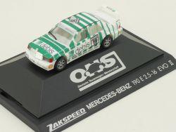 Herpa 3538 Mercedes 190 E 2.5-16 DTM AMG Zakspeed EVO II PC OVP