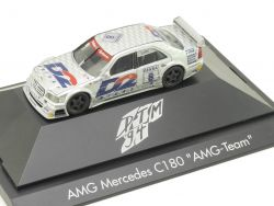 Herpa 036160 Mercedes-Benz AMG C 180 AMG Team DTM 1994 NEU! OVP