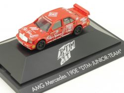 Herpa 036214 Mercedes AMG C 190 E DTM Junior Team 1994 NEU! OVP