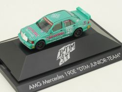 Herpa 036207 Mercedes AMG C 190 E DTM Junior Team 1994 NEU! OVP