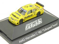 Herpa 036443 Mercedes-Benz AMG C 180 Zakspeed DTM 1995 NEU! OVP