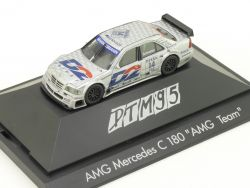 Herpa 036504 Mercedes-Benz AMG C 180 AMG Team DTM 1995 NEU! OVP