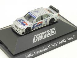 Herpa 036511 Mercedes-Benz AMG C 180 AMG Team DTM 1995 NEU! OVP