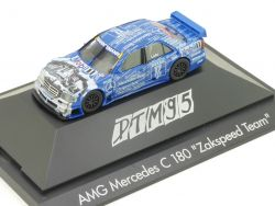 Herpa 036528 Mercedes-Benz AMG C 180 Zakspeed DTM 1995 NEU! OVP