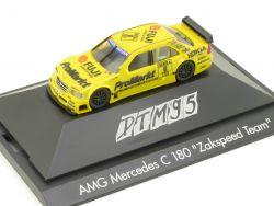 Herpa 036672 Mercedes-Benz AMG C 180 Zakspeed DTM 1995 NEU! OVP