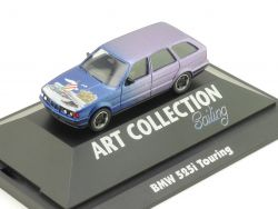 Herpa 045063 BMW 525i E34 Touring Art Collection Sailing PC OVP