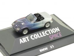 Herpa 045018 BMW Z1 Cabrio Roadster Art Collection Space PC OVP