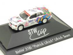 Herpa 036634 BMW 318i E36 Patrick Ulrich Team STW Cup PC OVP
