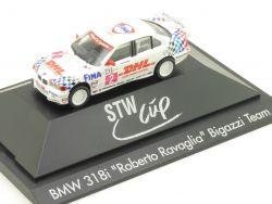 Herpa 036665 BMW 318i Roberto Ravaglia Bigazzi Team STW Cup OVP