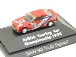 Herpa 035903 GB BMW M3 Daily Express British Touring Car 93 OVP