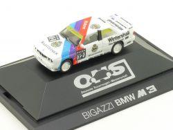 Herpa 3532 BMW M3 Sportevolution Bigazzi Armin Hahne #12 NEU OVP SG