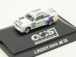 Herpa 3533 BMW M3 Sportevolution Linder Altfrid Heger #16 OVP
