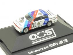 Herpa 3525 BMW M3 Sport Evolution Schnitzer Johnny Cecotto OVP