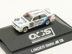 Herpa 3527 BMW M3 Sport Evolution Linder Kris Nissen #12 NEU OVP